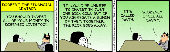 One of my favorite Dilbert comics