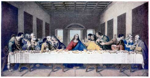 The Last Supper - one expensive painting!
