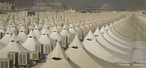 Tent Cities in America