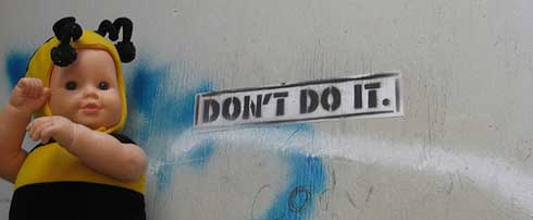 Make a Not To Do List so you won't do the things you don't want to do