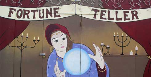 Fortune Teller - Predictions for 2009 - How did we do?