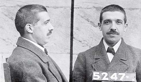 Meet Charles Ponzi - the father of the Ponzi Scheme
