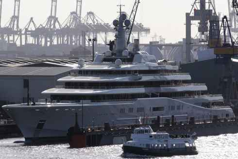 New: Most Expensive Yacht in the World - Worth 800 million dollars