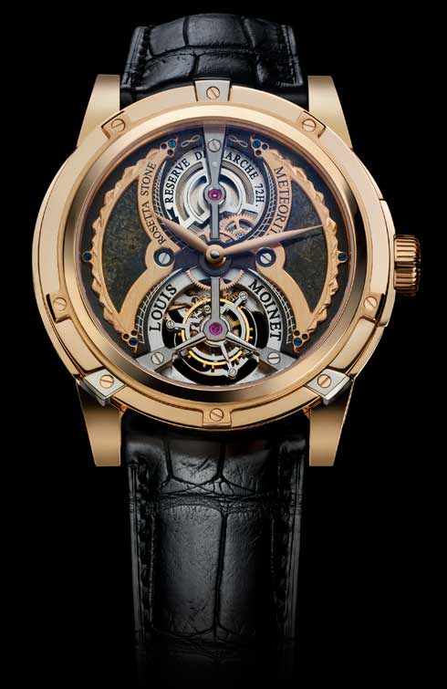 Most expensive watches in the world financial jesus for Louis moinet watch